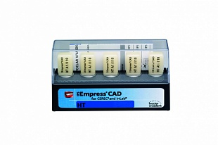 Блоки IPS Empress CAD CEREC/inLab HT A3,5 I12 5 шт.